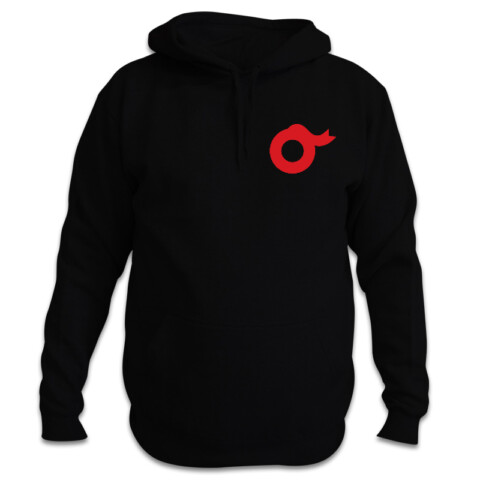 OW- Plain Logo Hoody - Orchestra Wellington Shop